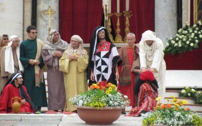 "Papa Francesco incoraggia Fede e Luce: ""Avanti così!"""