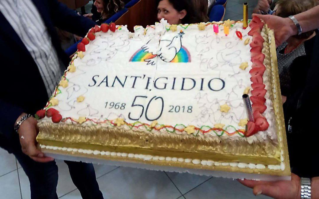 50 anni di Comunità Sant'Egidio