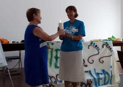 2 agosto - Angela Grassi nuovo vicecoordinatore