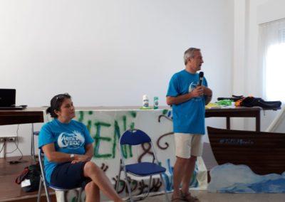 2 agosto - Testimonianza Ivana e Matteo Mazzarotto