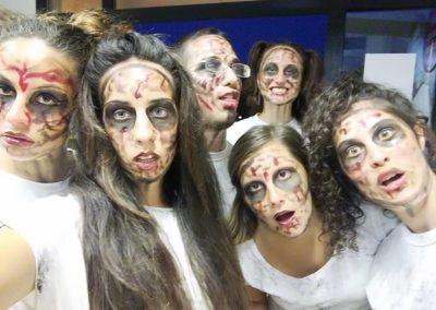 3 agosto - E tu? (21) Serata Zombie