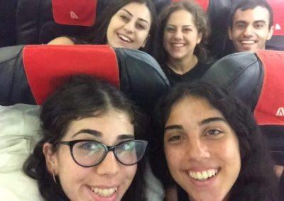 30 luglio - i giovani da Cipro