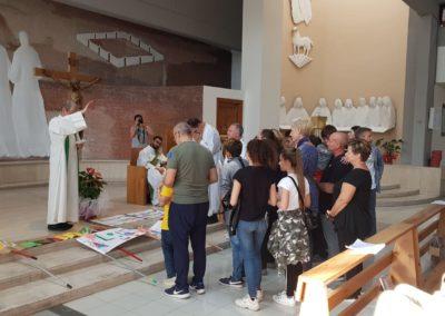 Festa di apertura - Roma (Riconoscimento della nuova comunità La Fenice)