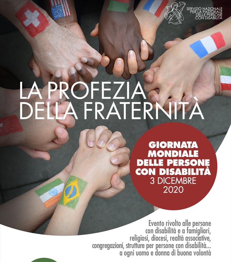 3 dicembre 2020 - CEI - Profezia della fraternità