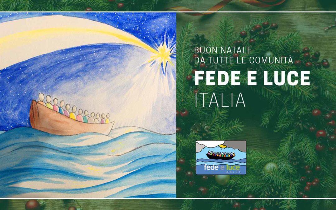 Buon Natale da Fede e Luce!