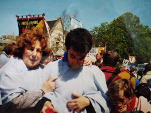 Pellegrinaggio 2001